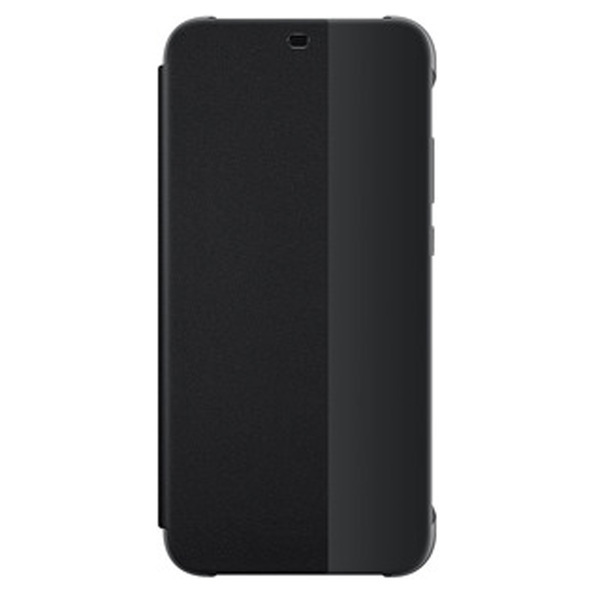 Huawei Original Smart View Flip Cover P20 Lite 51992313 Black