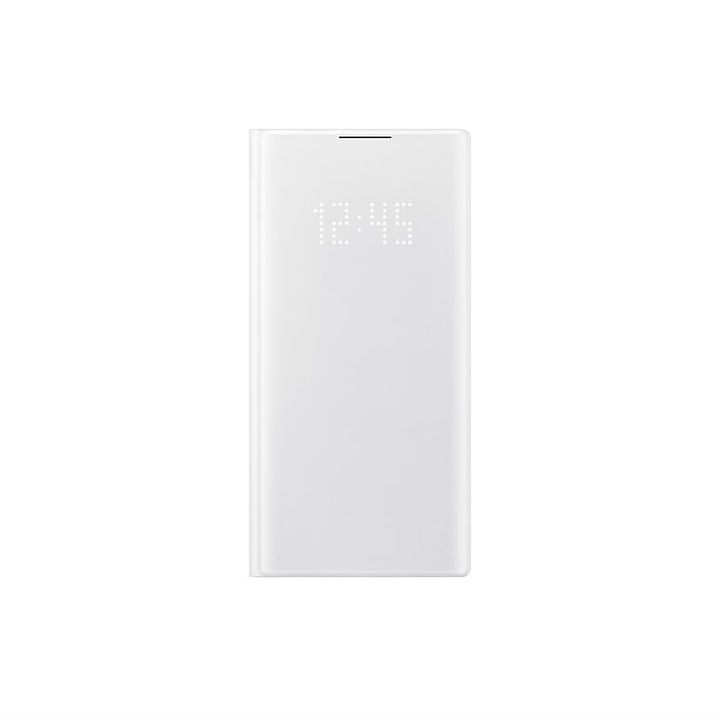 Samsung Galaxy Note 10 LED View Cover EF-NN970PW White