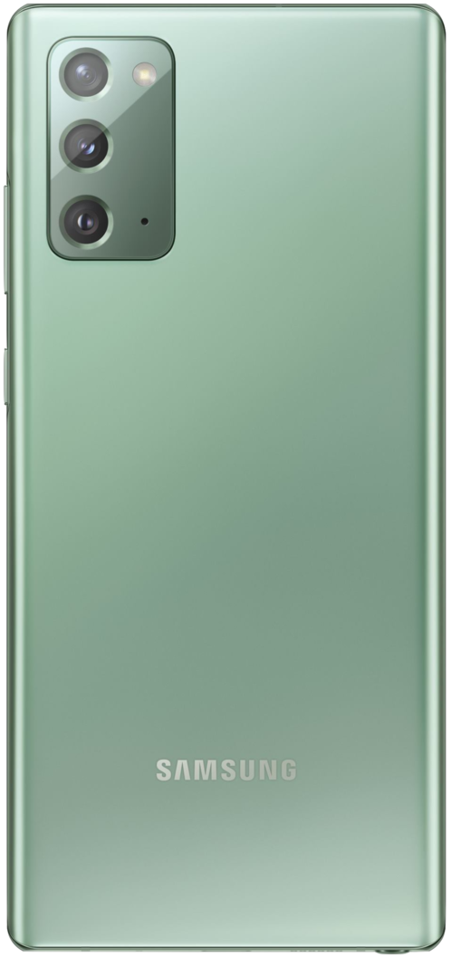 Original Samsung Battery Cover Note 20 N980F Green GH82-23298C