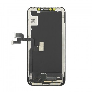 MPS OLED LCD for iPhone X back
