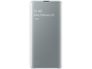 SAMSUNG-Clea-View-Cover-Galaxy-S10-White