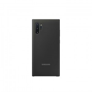 Samsung Galaxy Note 10 Silicone Cover EF-PN970TB black BACK