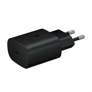 Samsung PD 25W Wall Charger EP-TA800XB black side
